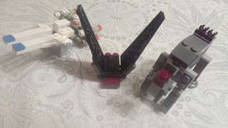 Lego naves Star Wars