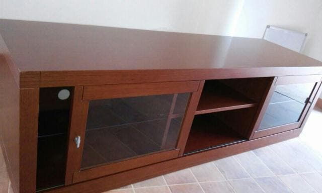 Mueble Tv 180cm De Segunda Mano Por 190 En Mazarr N
