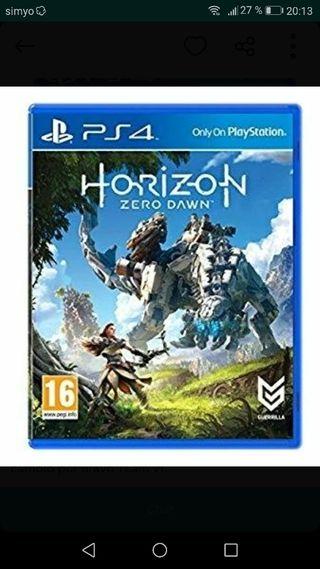 Horizon zero