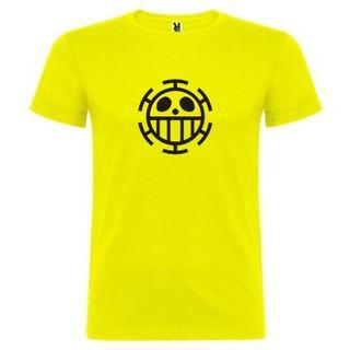 Camiseta One piece Trafalgar law