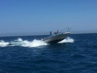 lancha barca glastron for sale 40 cv