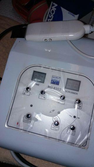 peeling ultrasonico