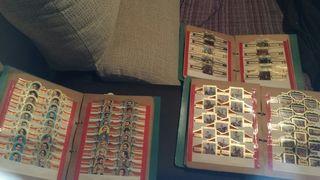 Vitolas colección