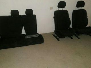 asientos de cuero bmw