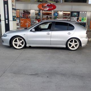 Seat León 1.8 turbo 20valvulas sport 180cv 2003