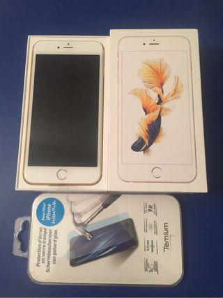 Iphone6s plus Neuf 32GB avec protection