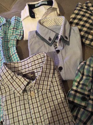 Camisas de bebe