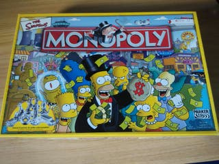 Monopoly los Simpsons