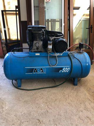 Compresor de aire de 500 litro