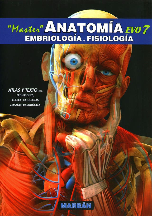 Anatomía, embriología y fisiología. Master Evo 7 de segunda mano por ...