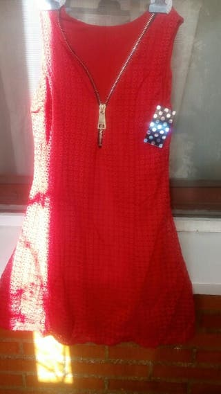 Corto vestido nuevo