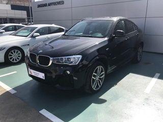 BMW X4 2.0 XDRIVE20D 4WD 5P