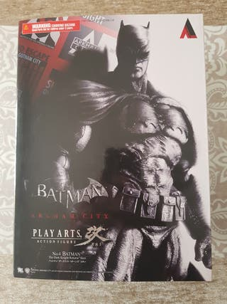 Batman Play arts kai