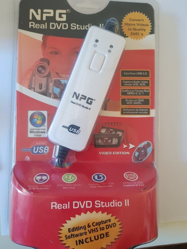 driver npg real dvd studio gold