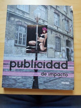 Libro de publicidad de impacto