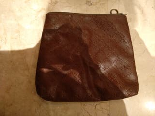 bolso marrón nice things sin asa