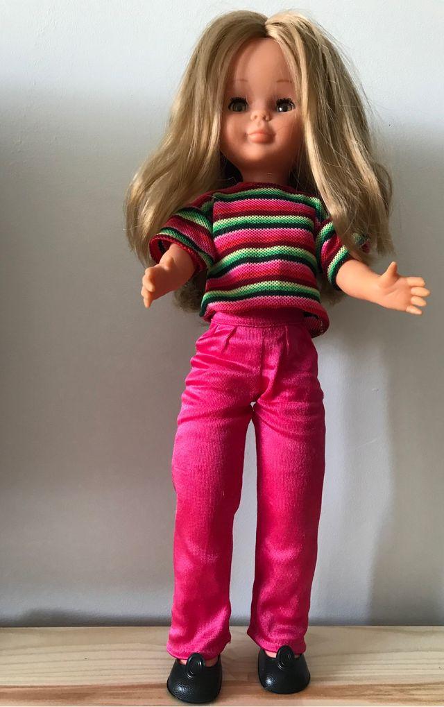 Muñeca Nancy años 80