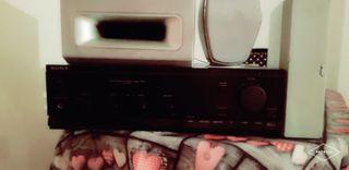 vendo amplificador con suboofer