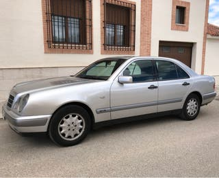 Mercedes-benz Clase E 290 TURBO DIESEL