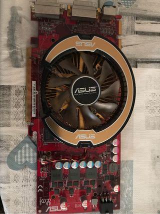 Tarjeta gráfica ASUS EAH4850 - 512 mb