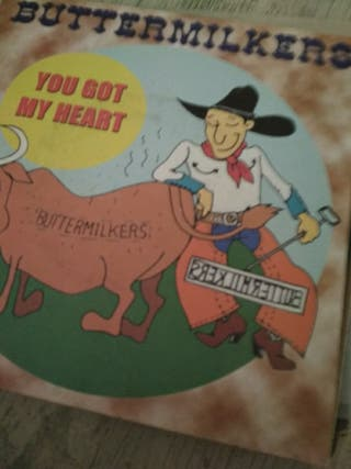 buttermilkers EP Rockabilly
