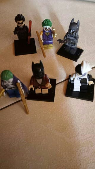 lego batman3 e unidad