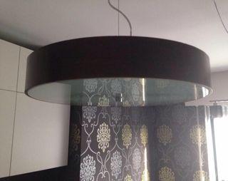 Lámpara de salón colgante