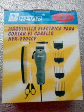 Máquina de cortar el pelo