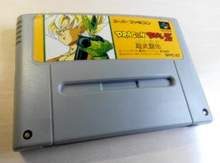 Juego snes Super Nintendo Dragon Ball Z