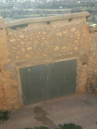 Garaje trastero en Ademuz