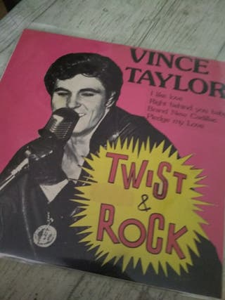 ep vince taylor rockabilly