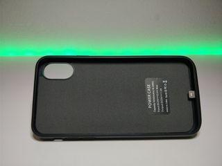 Funda batería Iphone X negra 5000mAh *NUEVO*