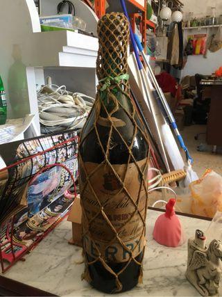 Botella terry 5l antigua