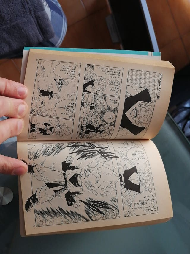 Dragon Ball 36 Manga original en japonés