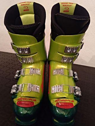 2 equipo de Esqui