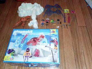 Playmobil 3170 Expedición dinosaurio