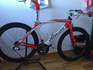 Bicicleta triatlon Specialized