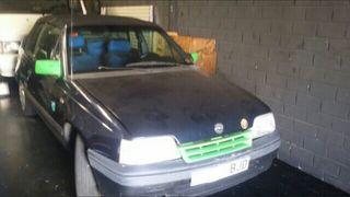 Opel kadett Bertone Cabrio