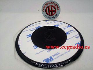 Disco para soportes de ventosa GPS Tablet Garmin