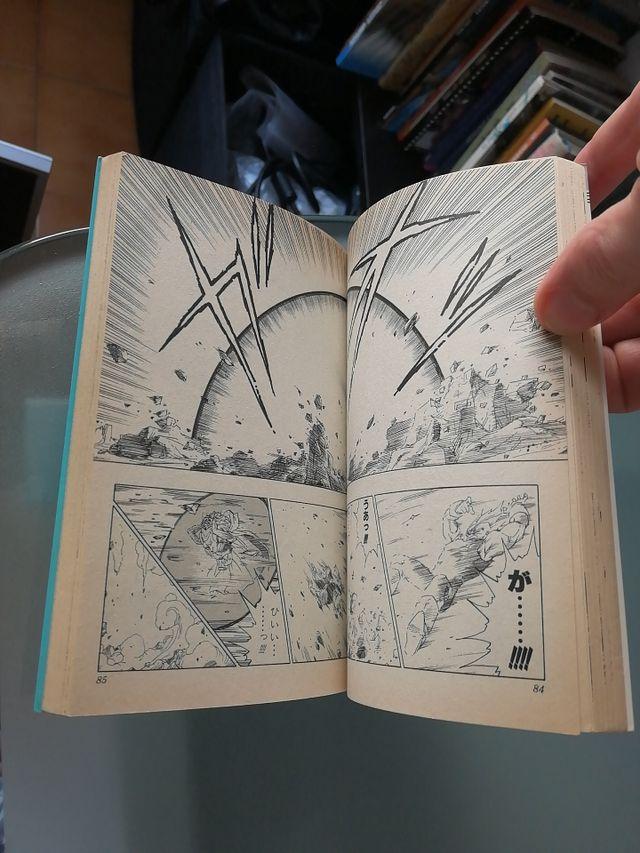 Dragon Ball 39 Manga original en japonés