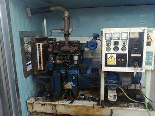 Generador trifásico 27 kW