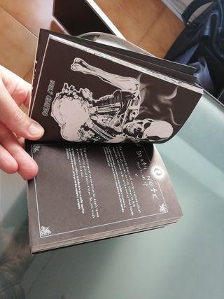 Death Note tomo 1 manga español