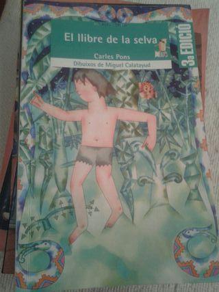El llibre de la selva .Carles Pons.