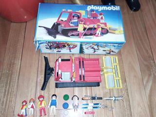 Playmobil 3469 Quitanieves