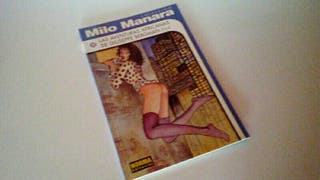 Milo Manara comics