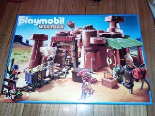 Mina Playmobil 5246. (Nueva, precintada)