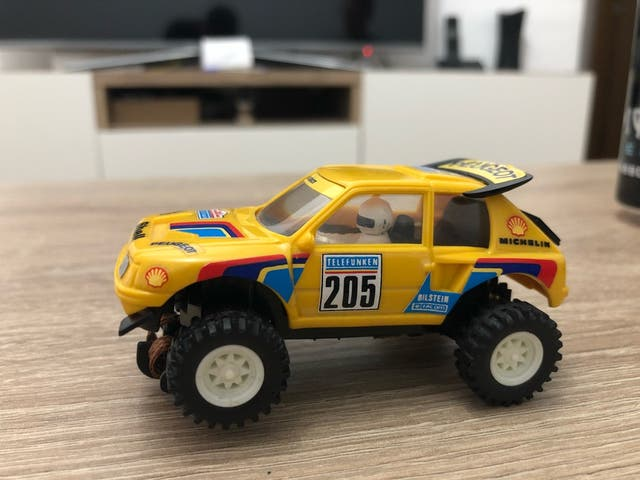 Scalextric STS 205