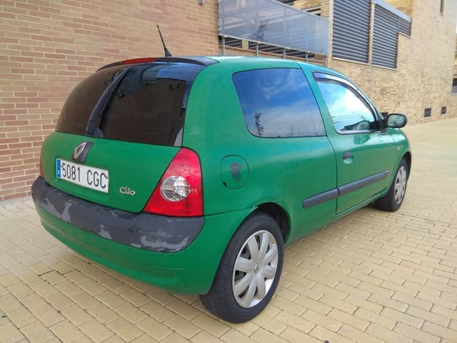 Renault Clio 1.5 dci Embrague nuevo