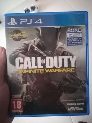 COD: Infinite Warfare
