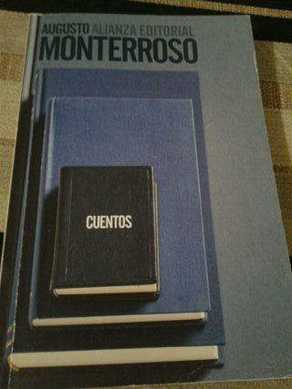 Cuentos.Augusto Monterroso